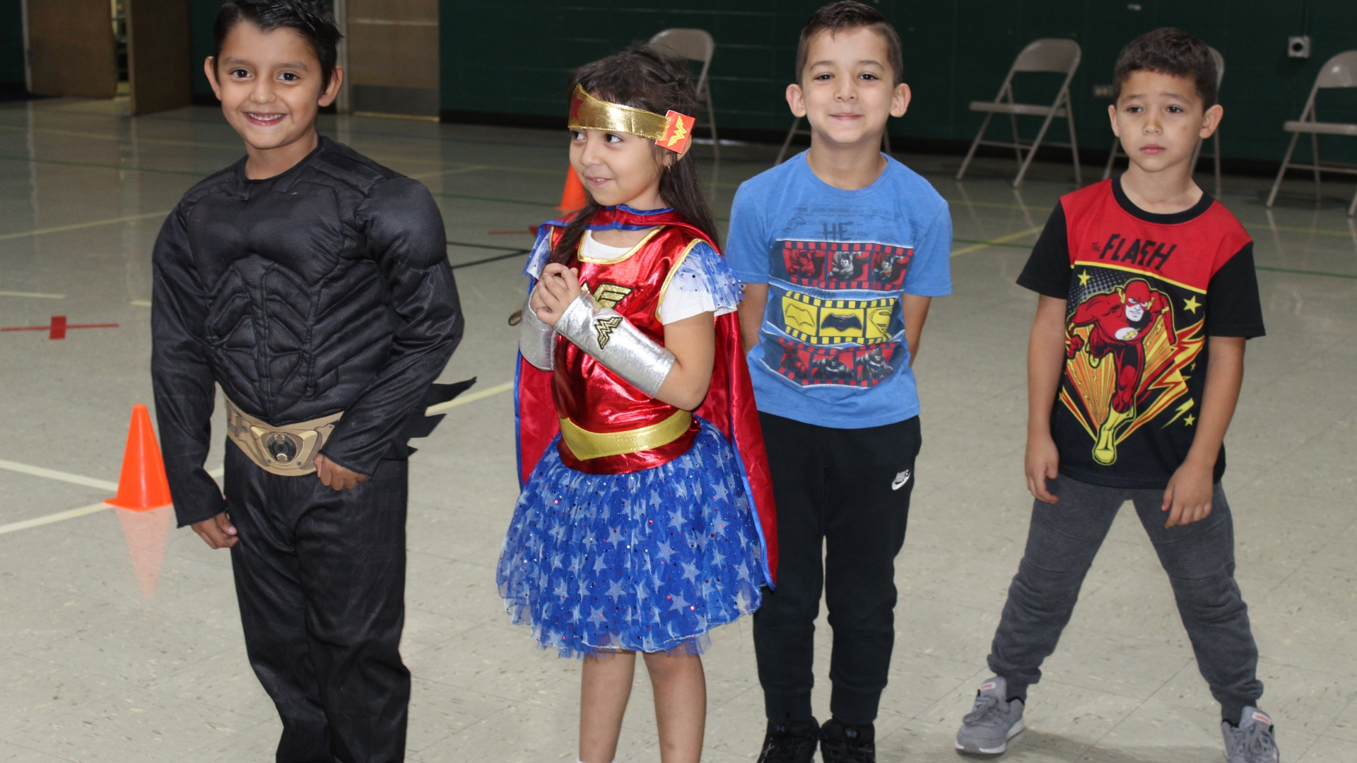 Super Hero Assembly